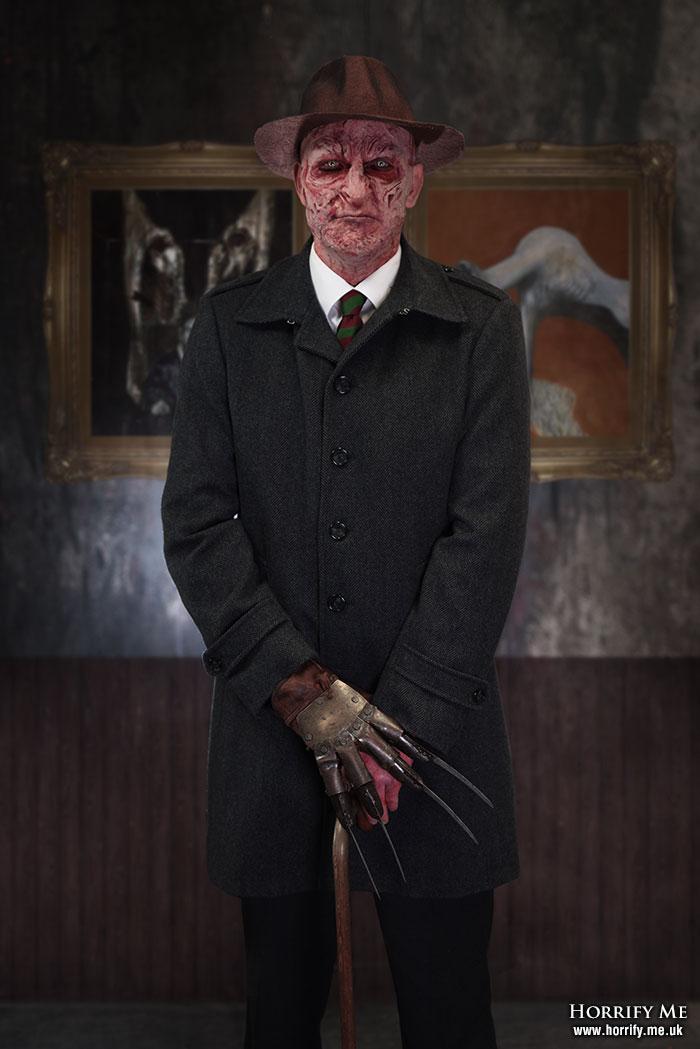 Click to buy print - Gentleman Freddy
