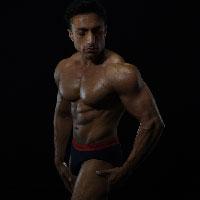 Male Body - Colour