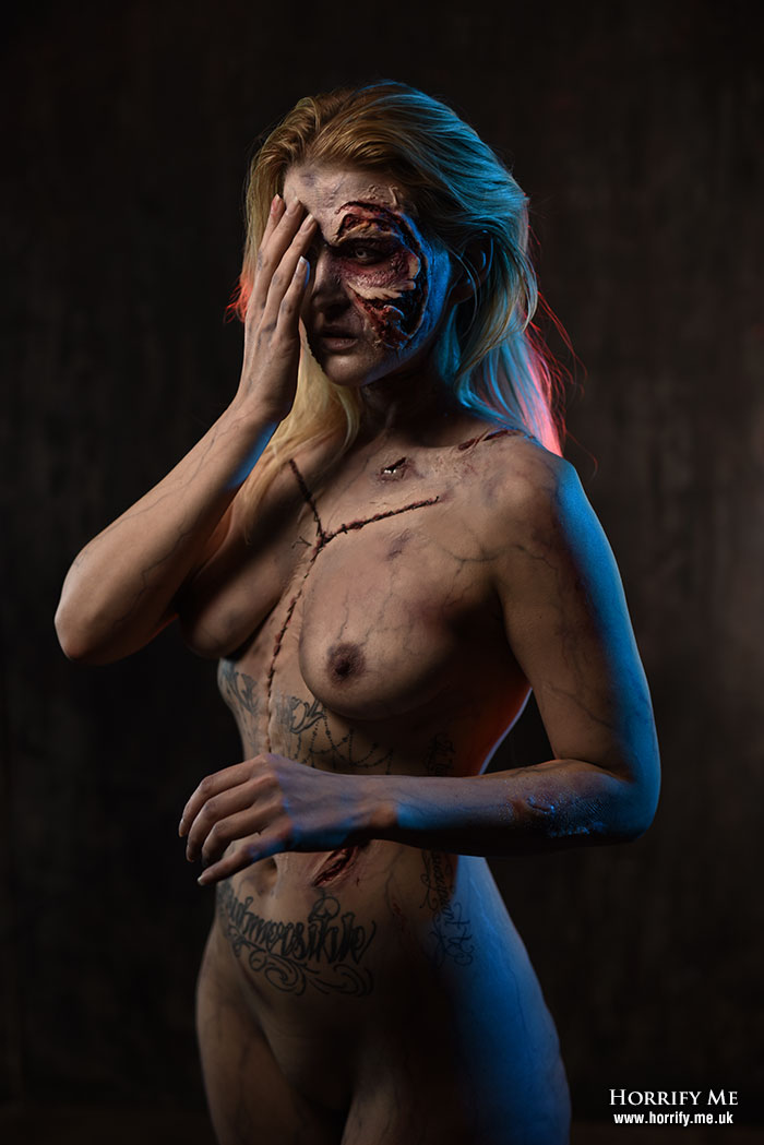 Click to buy print - Dead Girl 1