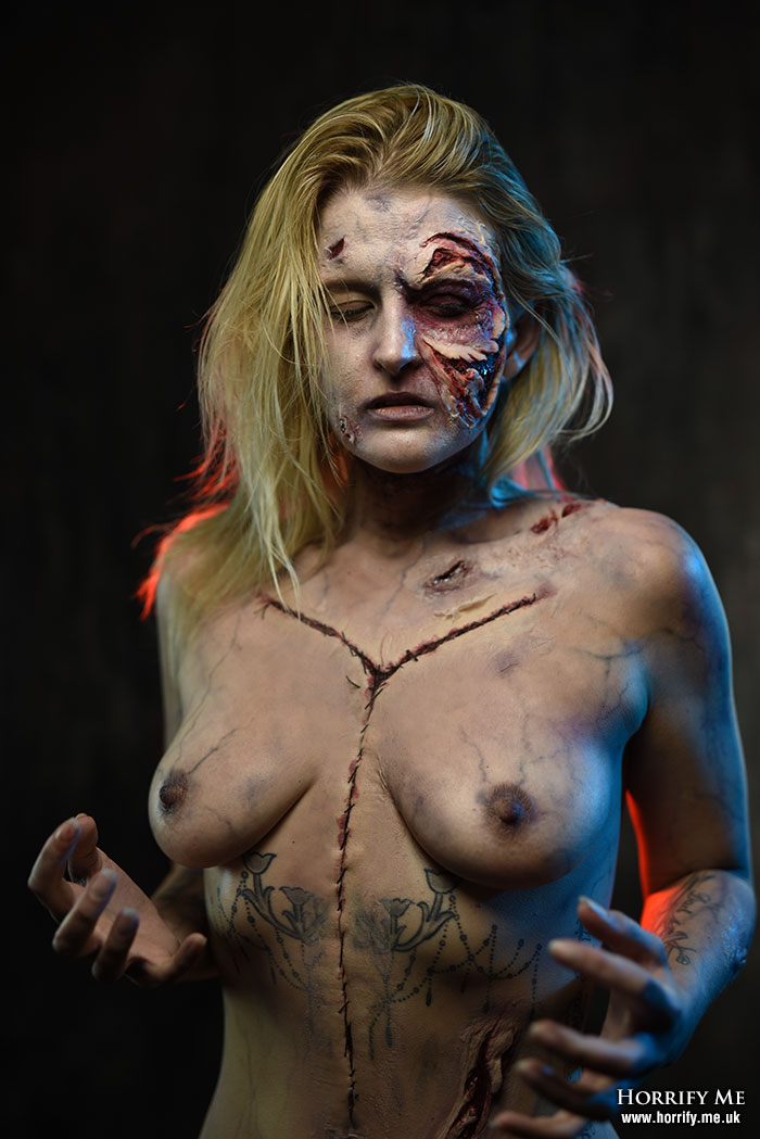 Click to buy print - Dead Girl 3