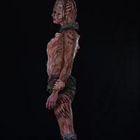 Body of Souls 04 - Left View Makeup