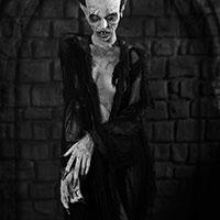 Ancient Vampyre BW