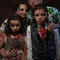 Demon Family Portrait