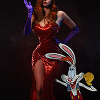 Roger and Mrs Rabbit