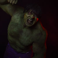 HULK shoot