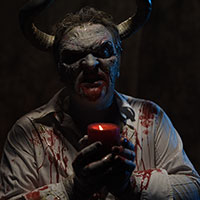 A Devil in the Dark