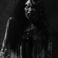 The Demon Spirit BW