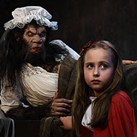 Red Riding Hood and the Big Bad Wolf 13 - You Look Different Granny