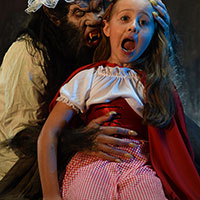 Red Riding Hood and the Big Bad Wolf 18 - All The Better To Eat You With