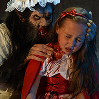 Red Riding Hood and the Big Bad Wolf 19 - The Wolf has Tasted Blood