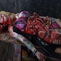 Zombie Punk Snack 13 - Leftovers