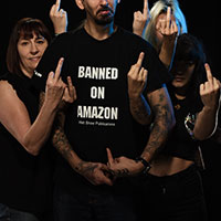 Banned on Amazon