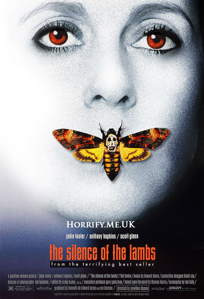 an analysis of the topic of the movie the silence of the lambs The silence of the lambs is the most authentically terrifying movie since psycho , and it is appropriate that hannibal lecter (as incarnated in the superb performance of anthony hopkins) should have established a position within our culture's popular mythology comparable to that of anthony perkins' norman bates three decades earlier.