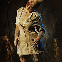 Videogame edit - Silent Hill Nurses