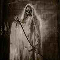 Forgotten Faythe by Horrify Me Sepia