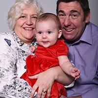 Spain Family Portraits
