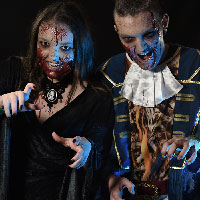 Screamland Halloween Portraits