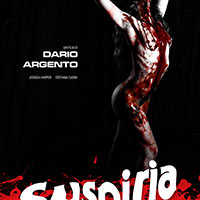 Suspiria Poster with Amy