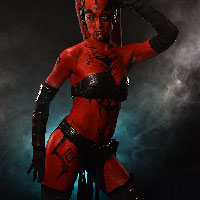 Darth Talon Dark Warrior