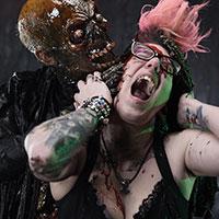 Zombie Punk Snack 04