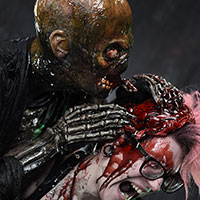 Zombie Punk Snack 05