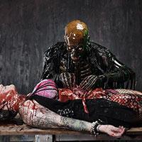 Zombie Punk Snack 06