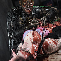 Zombie Punk Snack 07