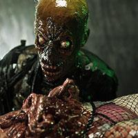 Zombie Punk Snack 10