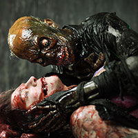 Zombie Punk Snack 12