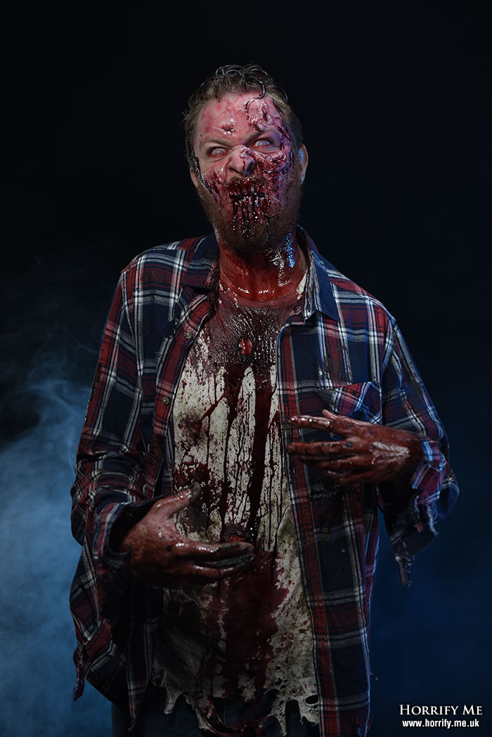 Click to buy print - Savage Corpse