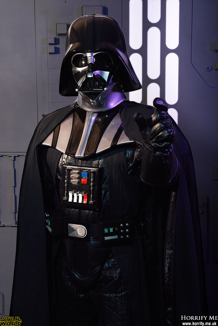 Click to buy print - I Find Your Lack of Faith Disturbing