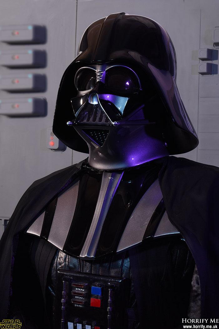 Click to buy print - Darth Vader
