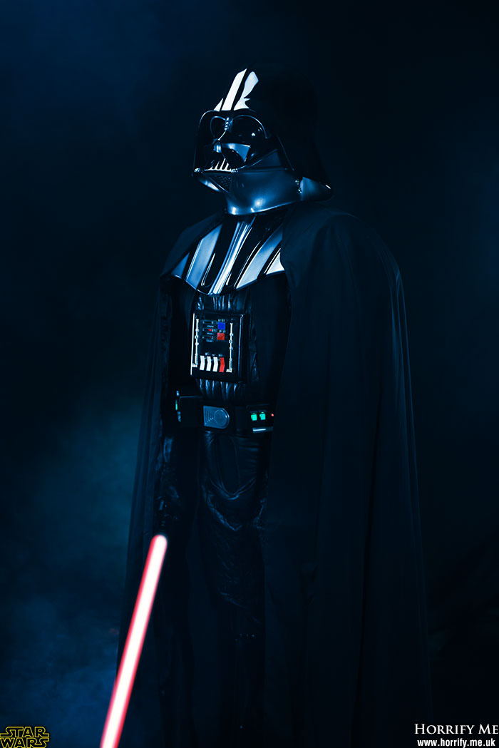 Click to buy print - Dark Heart of the Sith