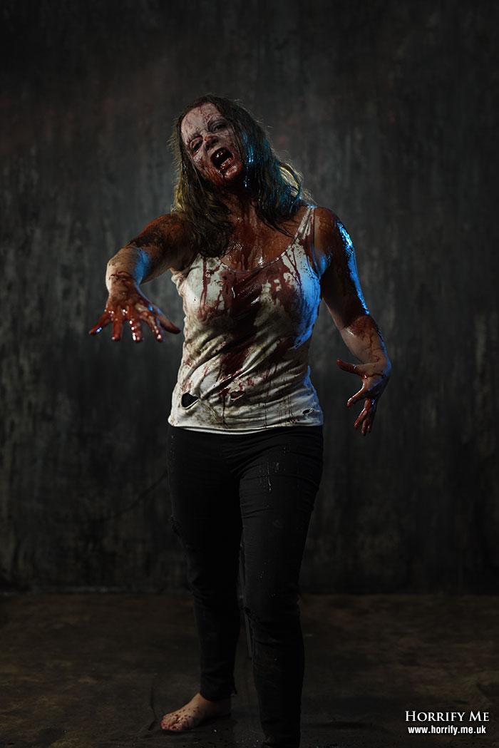 Click to buy print - Walking Dead