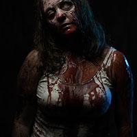 Dead Girl in the Dark