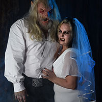 A Wolf and His Vampire Bride