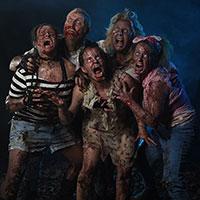 Family Album of the Living Dead