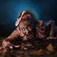 Crawling Creepy