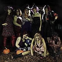 Bitches of Halloween