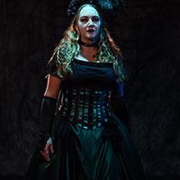 A Vampiress