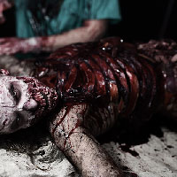 Zombie Autopsy 12 - Pissed Off Gutted Zombie